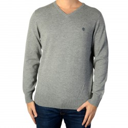 Pull Timberland A1QD9 Jones Brook Merino V 052