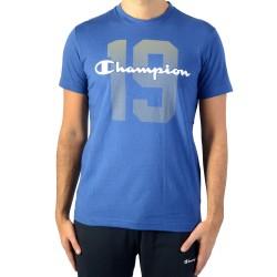 Tee Shirt Champion Tee 211392-BVU Bleu