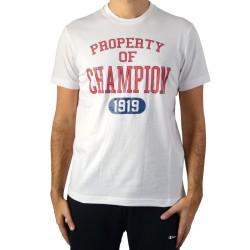 Tee Shirt Champion Tee Blanc