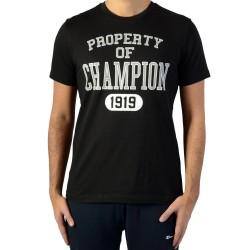 Tee Shirt Champion Tee Noir