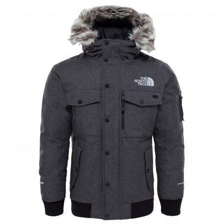 Doudoune The North Face TOA8Q4JBU Gotham Grey Heather