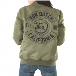 Bombers Von Dutch Arrow F Kaki