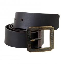 Ceinture Kaporal Jungle Marron
