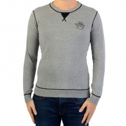 Pull Kaporal Duma Medium Grey Chine