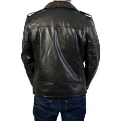 Veste cuir Redskins Dyer Getty