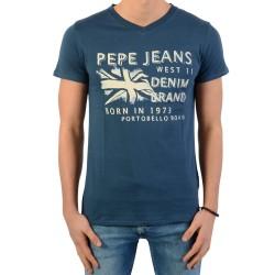 Tee-shirt Enfant Pepe Jeans Fabio Jr
