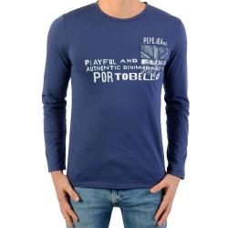 Tee-shirt Enfant Pepe Jeans Jacobe Jr