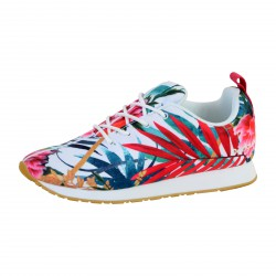 Basket Desigual Shoes Rubber Sole Tropic