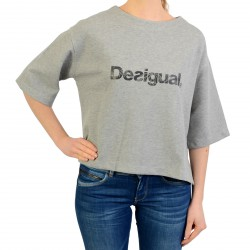 Sweatshirt Desigual Sweat Reversible Exorbidance