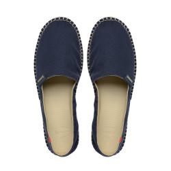 Chaussures Espadrilles Havaianas Origine Bleu Navy / Sable