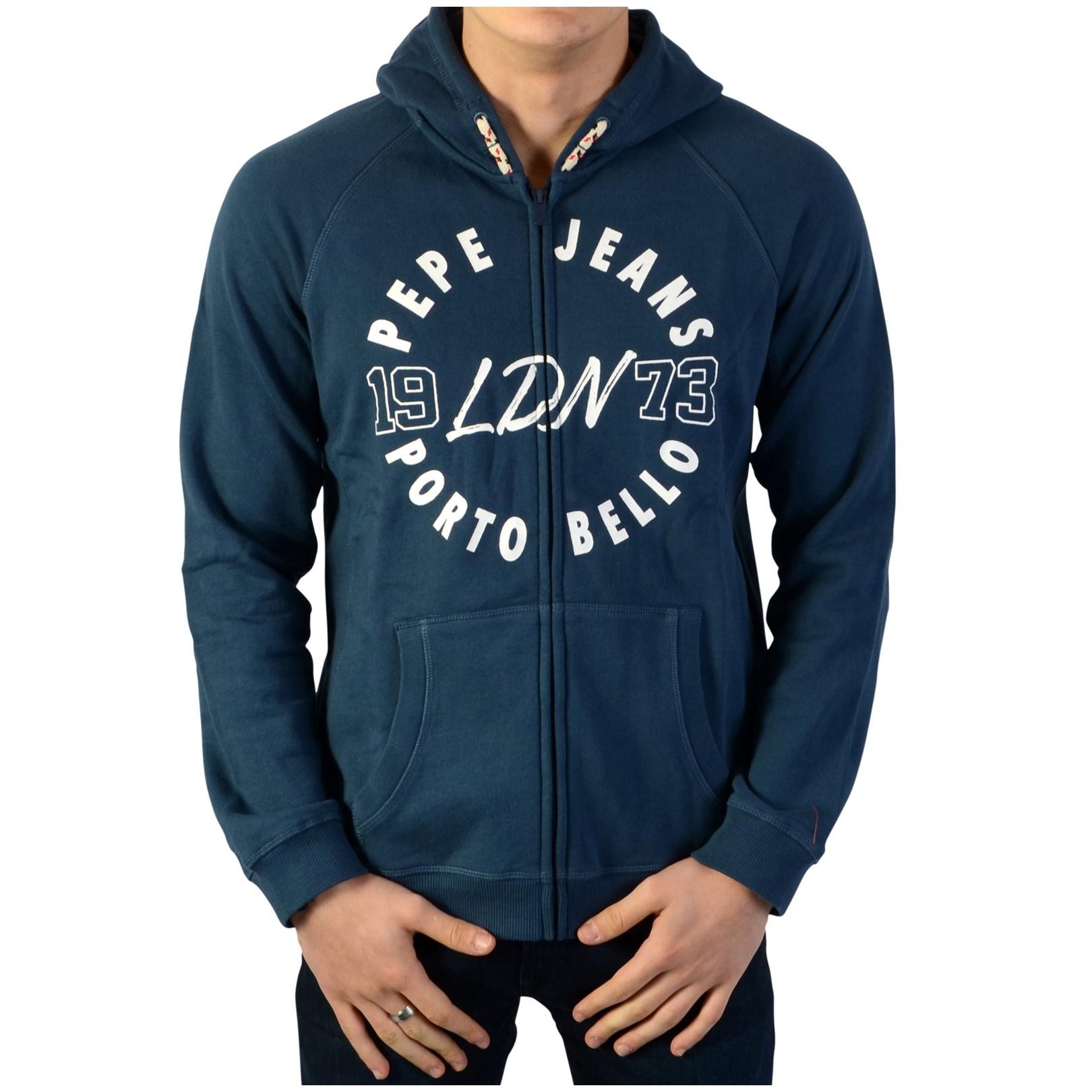 Sweatshirt à capuche Enfant Pepe Jeans RIS JR