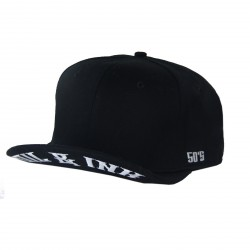Casquette Snapback Fifty Spicy Oil & Ink