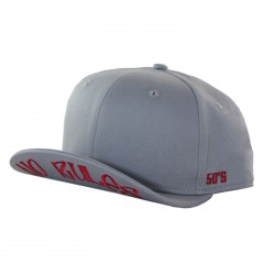 Casquette Snapback Fifty Spicy No Rules