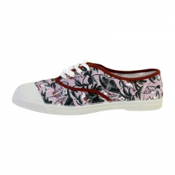 Tennis Bensimon Surfprints Femme