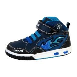 Basket Geox Enfant J Gregg C
