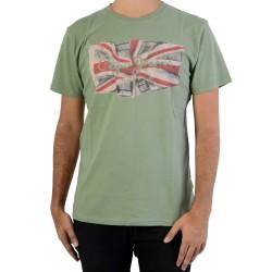 Tee Shirt Pepe Jeans Flag Logo