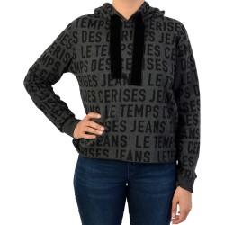 Sweatshirt à Capuche Le Temps Des Cerises Sophie