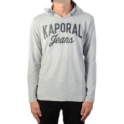Tee-Shirt Manche Longue A Capuche Kaporal Mikal