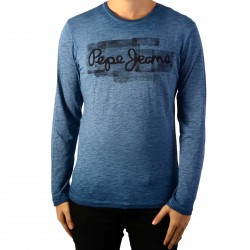 Tee Shirt à manches longues Pepe Jeans Adrian