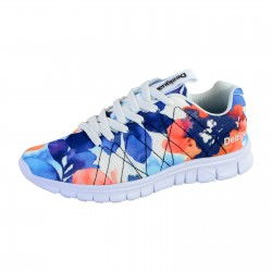 Basket Desigual Running Camo Flower