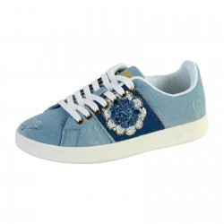 Basket Desigual Cosmic Exotic Denim