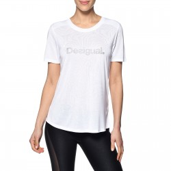 Tee Shirt Desigual Essentials Tee 19SOTK27 1000