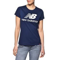 Tee Shirt New Balance Esse ST Logo Tee WT91546 PGM