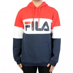 Sweat à Capuche Fila MEN NIGHT blocked hoody