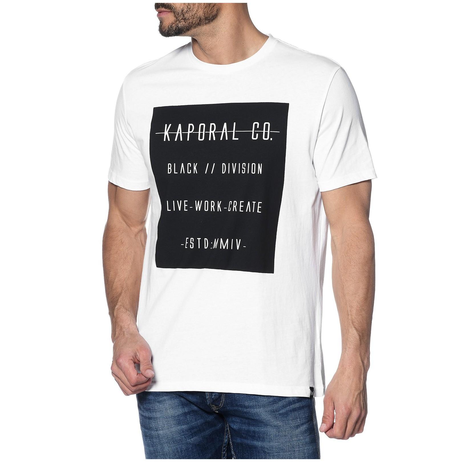 Tee-Shirt Kaporal Prizz