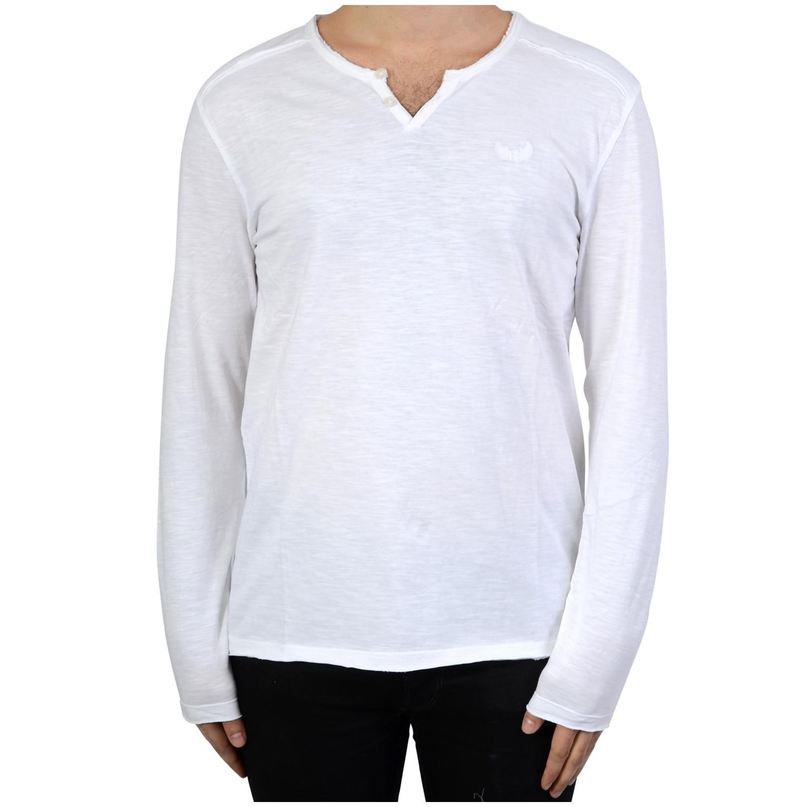 Tee-Shirt Manhe Longue Kaporal Ping