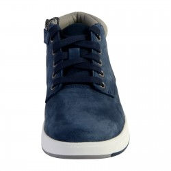 Boot Timberland Davis Square Zip Leather