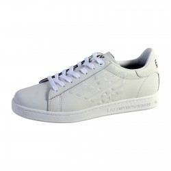 Basket EA7 Emporio-Armani Action Leather
