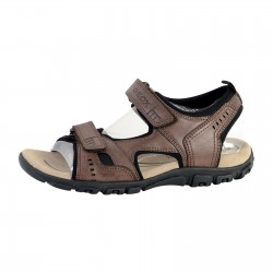 Sandale Geox U S Strada A - Wax.SYNT.LEA