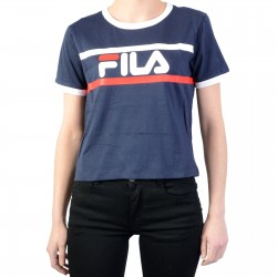 Tee-Shirt Fila WOMEN ASHLEY CHROPPED TEE