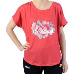 Tee-Shirt Desigual OVERSIZE HINDI DANCER