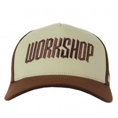 Casquette SnapBack Fifty Spicy Workshop