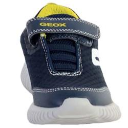 Basket Geox Enfant J Waviness G