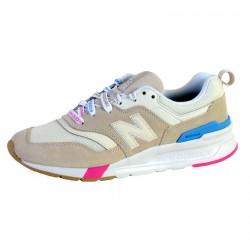 Basket New Balance CW997 HKA White