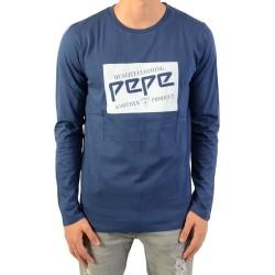 Tee Shirt Pepe Jeans Enfant Charlton