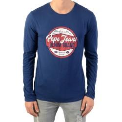 Tee Shirt Pepe Jeans Enfant Clint