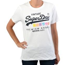 Tee-Shirt SuperDry Premium Goods Puff Entry