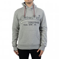Sweat à Capuche SuperDry Downhill Racer Applique Hood