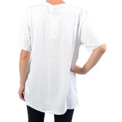 Tee Shirt NAKD Logo Cropped Boxy