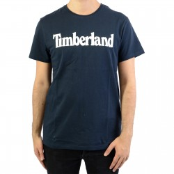 Tee Shirt Timberland Linear Regular