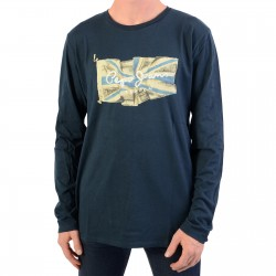 Tee-Shirt Pepe Jeans Flag Logo JR