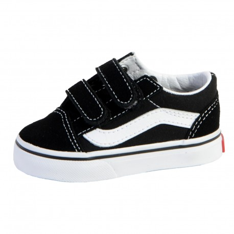 promotion joli design couleur n brillante Basket Bébé Vans Old Skool V - Galerie-Chic