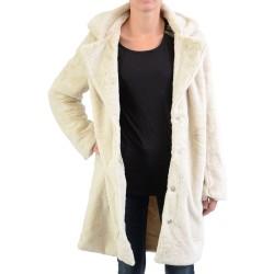 Manteau NA-KD Leopard Faux Fur
