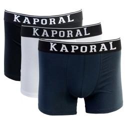 Pack 3 Boxer Kaporal Quad