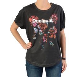 Tee-Shirt Desigual Oversize Patch