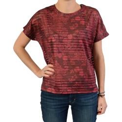 Tee-Shirt Desigual Stripes Ethnic